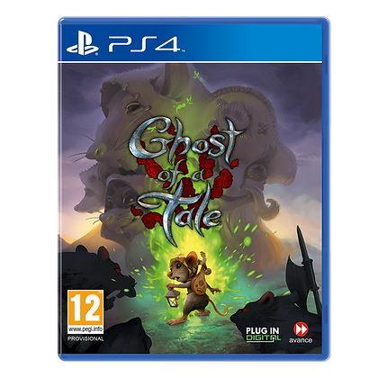 Ghost Of A Tale collectors ed