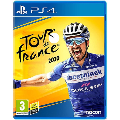 Tour De France 2020 PS4 Game