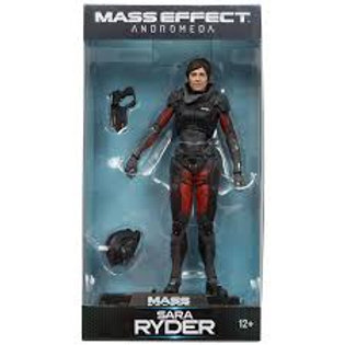 Mass Effect Andromeda:Sara Ryder Figure
