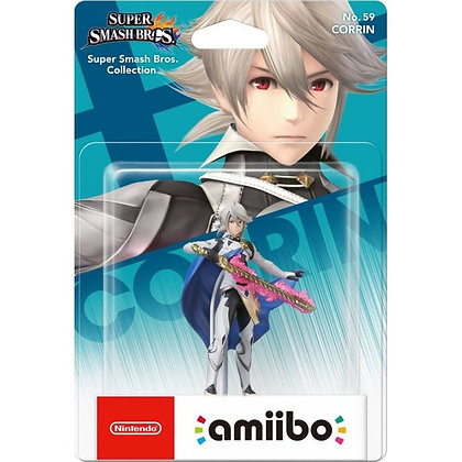AMIIBO SUPER SMASH BROS. SERIES FIGURE (CORRIN)