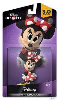 Amiibo Disney Infinity Minnie Mouse