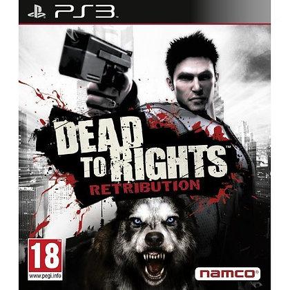 Dead Rights Retribution