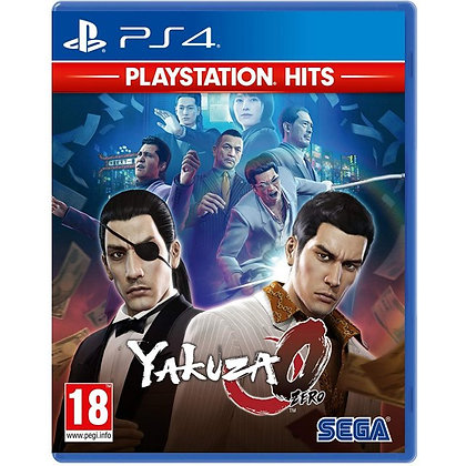 YAKUZA 0 (PLAYSTATION HITS)