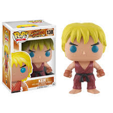 Street Fighter:Ken(138)