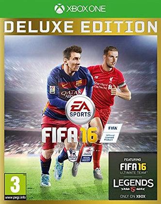 Fifa 16 Delux Edition