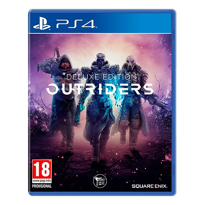 Outriders Deluxe Edition PS4 Game