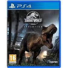 Jurassic World:Evolution