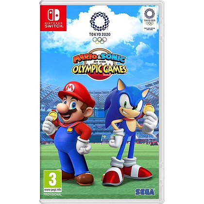 Mario & Sonic At The Olympic Games Tokyo 2020 Nintendo