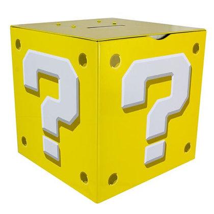 SuperMario Question Block Money Box