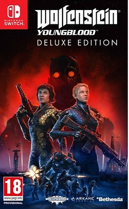 Wolfenstein Young Blood Deluxe Edition Nintendo Switch