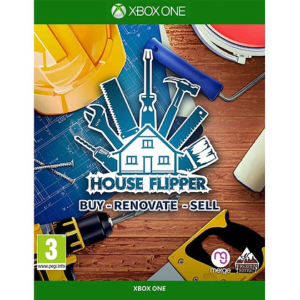 House Flipper Xbox One Game