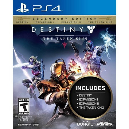 Destiny:The Taken KIng:Legendary Edition