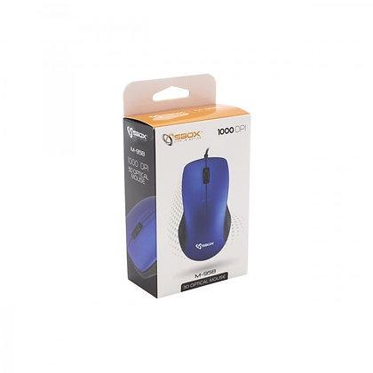 MOUSE SBOX M-958 Blue