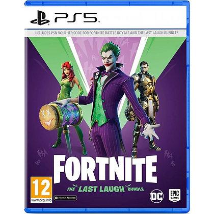 FORTNITE [THE LAST LAUGH BUNDLE] PS5