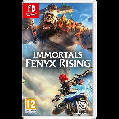 Immortals Fenyx Rising Nintendo