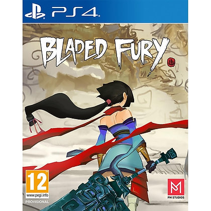 Bladed Fury PS4