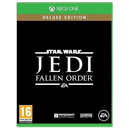Star Wars Jedi Fallen Order Deluxe Edition