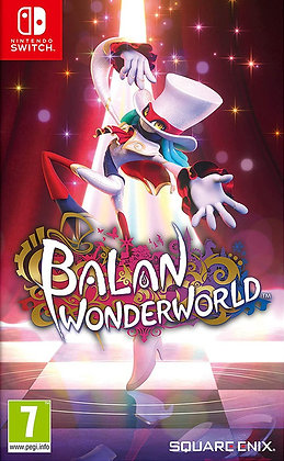 Balan Wonderworld - Nintendo