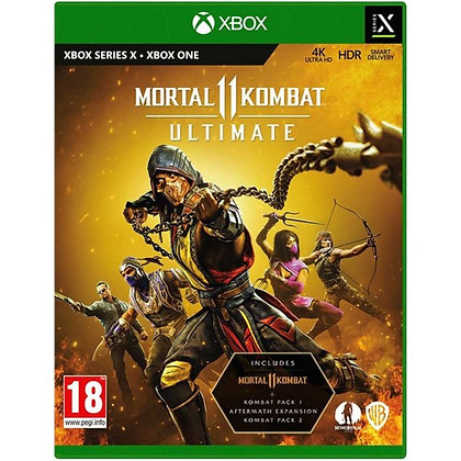 MORTAL KOMBAT 11 [ULTIMATE EDITION] XBOX