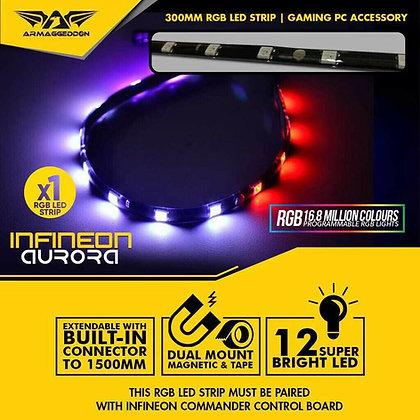 ARMAGGEDDON ARGB LED STRIP NIMITZ AURORA 300mm