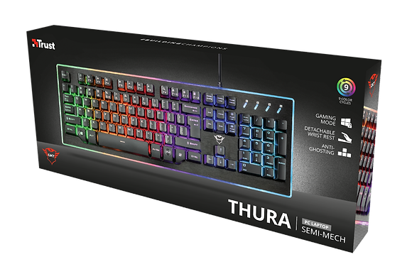 GXT 860 Thura Semi-mechanical Keyboard