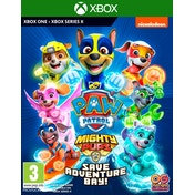 PAW Patrol Mighty Pups Save Adventure Bay Xbox