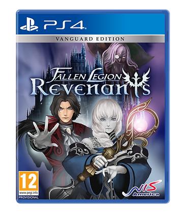 Fallen Legion Revenants Vanguard Edition - PlayStation 4