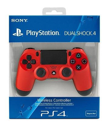Red Dualshock 4 Controller