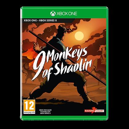 9 Monkeys of Shaolin Xbox One Game