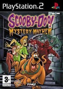 Scooby-Doo Mystery Mayhem