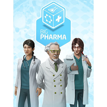 Big Pharma Special Edition PS4 Game