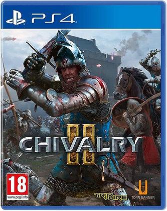 Chivalry II (2) - Steelbook Edition - PlayStation 4