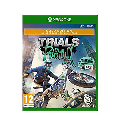 Trails Rising Gold Edition