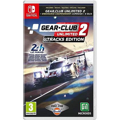 Gear Club Unlimited 2 Tracks Edition Nintendo