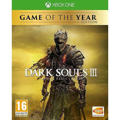 Dark Souls 3: The Fire Fades' Edition (GOTY EDITION)
