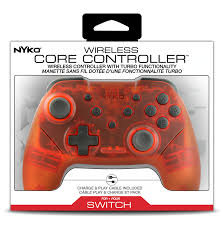 NYKO Wireless Core Controller (Red)