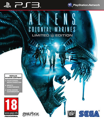 Alien Colonial Marines:Limited Edition