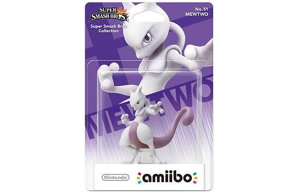 Amiibo Super Smash Bros Mewtwo