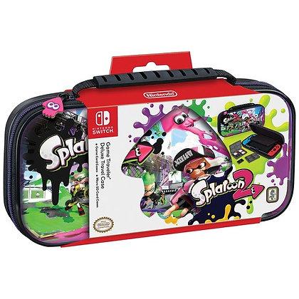 Nintendo Switch Deluxe Travel Case Splatoon 2