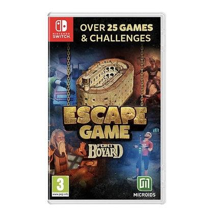 Escape Game Fort Boyard Nintendo Switch Game
