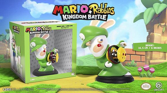 "Mario + Rabbids Kingdom Battle Rabbid Luigi 6"" Figure [Ubisoft]"