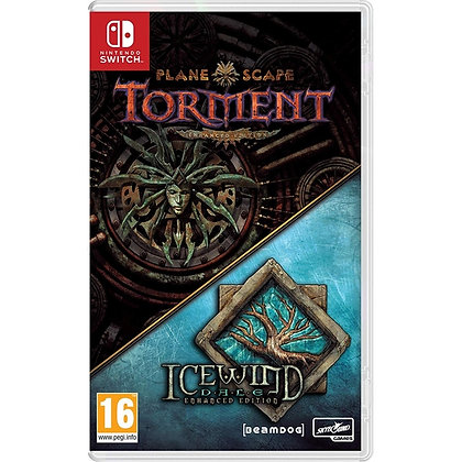 Planescape Torment & Icewind Dale Enhanced Edition Nintendo Switch