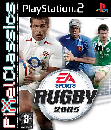 EA Sports Rugby 05