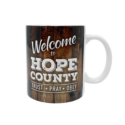 Far Cry 5 Mug Welcome to Hope Country