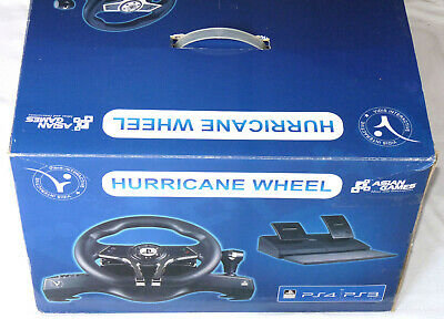 Officially licensed Hurricane wheel for PS4® PS3®