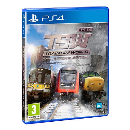 Train Sim World 2020 Collector's Edition PS4