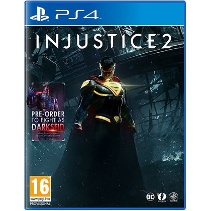 INJUSTICE: GODS AMONG