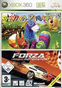 Viva Pinata & Forza Motorsport 2 Bundle