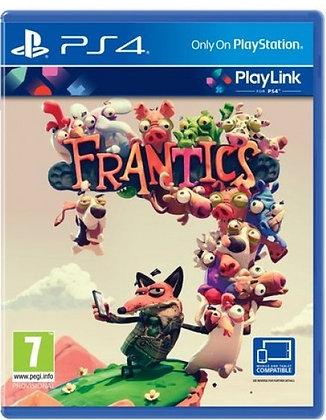 Frantics PS4 Game (PlayLink)