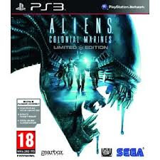 ALIENS COLONIAL MARINES LIMITED EDTION